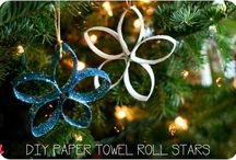DIY Christmas Ornaments / by Cindy Plumb