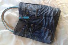 my product bag / I made this bag
