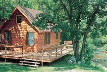 Littlehouse / Escape, weekend 4season homes