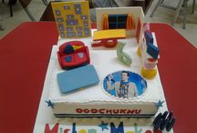 Mister Maker birthday party ideas / by Angie Trianta