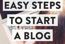 How To Grow Your Blog / Started a blog and now what? We have all the tools and ideas to take your blog to the next nevel and make it a profitable online business. www.secretbloggerbusiness.com / by Kate McKibbin / Secret Blogger's Business