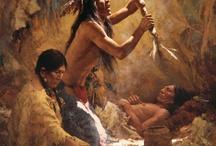 Native Americans in Art