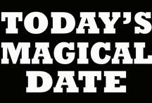 Todays Magical Date - 4102014 Miracle ?