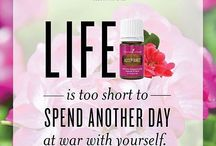 Young Living Picture Quotes