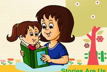 Audio Stories For Kids Online / StoriesAreUs provides entertainment and historical audio stories for kids online. We help them for their happiness through the various fun stories and books.