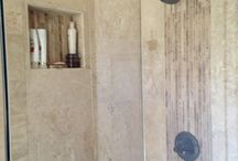 Bathroom Remodels / Pictures of fun tile options