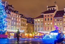 Christmas in Warsaw Warszawa Świąteczna / Christmas in Warsaw / Poland