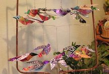 wind chimes-mobiles