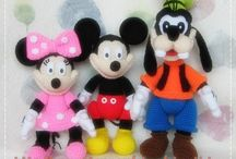 hekel  Mickey mouse