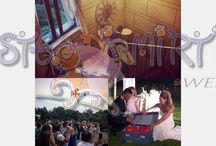 Wedding Details - Volo di palloncini