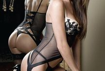 Hot Babes in Lingerie