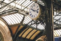 train stations!