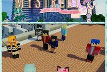 Minecraft- Mystreet  Love~Love Paradise