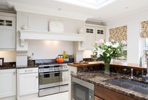 Modern Classic Kitchen Private Residence, Lifford, Co Donegal / Greenhill Modern Classic Kitchen