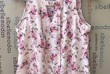 blusas para moldes