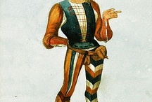 costume of the 12th -14th century