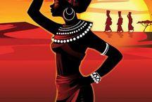 Culture AFRICAINE