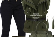Military looks - fashion