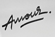 Amour Love / by Emilie P.