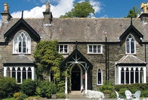 Favorite Places & Spaces / Cedar Manor Hotel  in Windermere, The Lake District Award winning luxury hotel minutes from Lake Windermere.  With individually interior designed rooms, beautiful locally sourced food expertly prepared by our skilled chefs, this is a brilliant family run hotel.