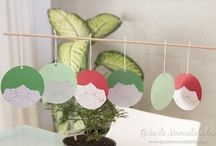 Navidad y manualidades