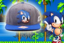 Sonic The Hedgehog Merchandise / Check out some of our official Sonic merchandise!  http://www.funstock.co.uk/index.php?route=product/search&filter_name=sonic
