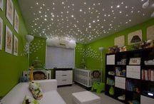 Chambre d'enfant / comment illuminer une chambre d'enfant pour apporter féerie et douceur ? Quelques idées décoration