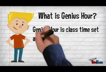 Genius Hour - Self-Directed Learning
