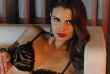 Primicia lingerie verão / Campanha com atriz Bruna Miglioranza
