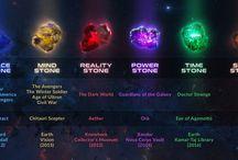 space stones