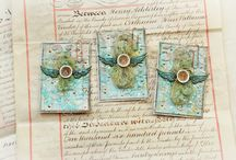 Marta JaMajka / Beautiful art from Marta Turska-Grochocka using products from Lindys