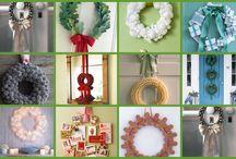 CHRISTMAS / Crafts, Decorations, Ideas, etc... / by Christina Dodd