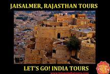 Jaisalmer-Rajasthan / Read blog on Jaisalmer http://letsgoindiatours.blogspot.in/2016/02/jaisalmer.html