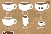 Caffé & colazione / i piaceri della vita