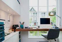 Domowe biuro Radka