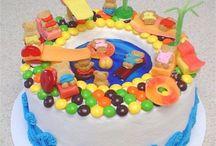 Cakes / by Jill Harzewski Cirrincione