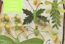 výrobky z listí
