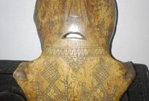 Mask of timor, indonesia / Mask from west timor, indonesia
