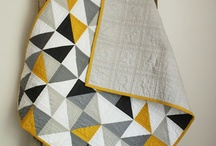 Modern Quilts / by Beth  ▲  the Modern Home