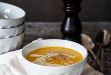 Mes soupes