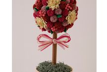 Quilling Topiary