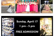 Exotic Green Garden Bridal Show / Join us for our annual bridal show at The Westlake Village Inn on Sunday, April 17
