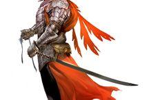 Рыцари, средневековье