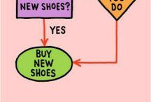 Fashion - Shoes / by Morgan Rooks