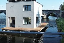 Design: For Water / Floating structures, marine/ naval architecture, design for flooding/ sea level rise...etc