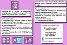Talleres de Ajudadona / Talleres, actividades que se desarrollan en Ajudadona