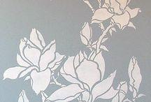 Templates & stencils & patterns / by Yeniler Kendini Hayat