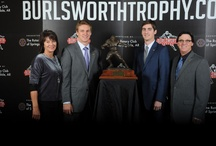 Burlsworth Trophy / The BurlsworthTrophy is a national award given out to the most outstanding Division One college football player who began his career as a walk-on.
