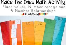 Math Ideas for Special Ed