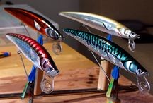 HAND MADE LURES